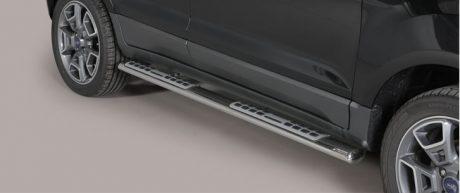 Ford Ecosport (2014-) – Misutonida 4×4 Kanalbeskytter oval m/trinn