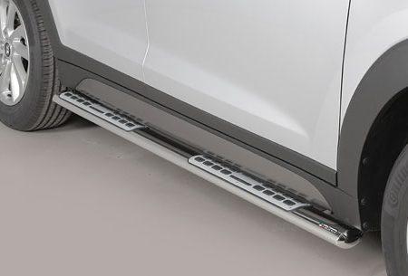 Hyundai Tucson (2015-) – Misutonida 4×4 Kanalbeskytter oval m/trinn