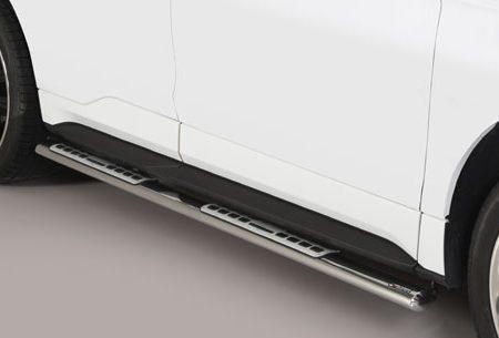 Ford Edge (2016-) – Misutonida 4×4 Kanalbeskytter oval m/trinn