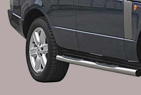 Land Rover Range Rover (2005-) – Misutonida 4×4 Kanalbeskytter m/trinn