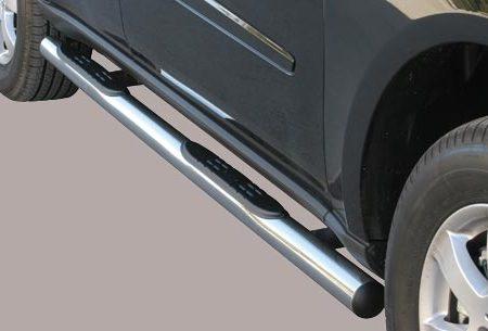 Mercedes Benz ML (2006-) – Misutonida 4×4 Kanalbeskytter m/trinn