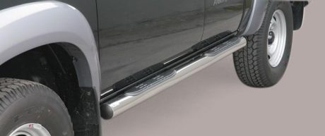 Mazda BT-50 (2007-) – Misutonida 4x4 Stigtrinn
