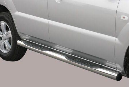 Kia Sportage (2008-) – Misutonida 4×4 Kanalbeskytter m/trinn