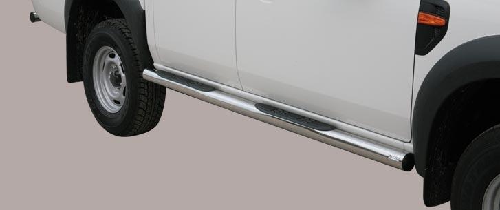 Ford Ranger (2009-) – Misutonida 4×4 Kanalbeskytter m/trinn