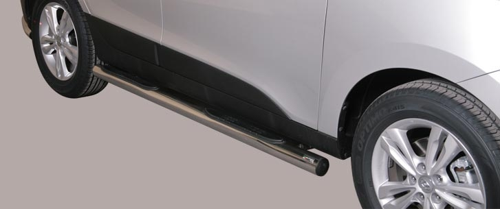 Hyundai IX35 (2010-) – Misutonida 4×4 Kanalbeskytter m/trinn