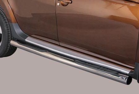Dacia Duster (2010-) – Misutonida 4×4 Kanalbeskytter m/trinn