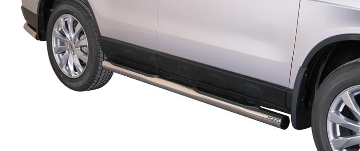 Honda CR-V (2010-) – Misutonida 4×4 Kanalbeskytter m/trinn