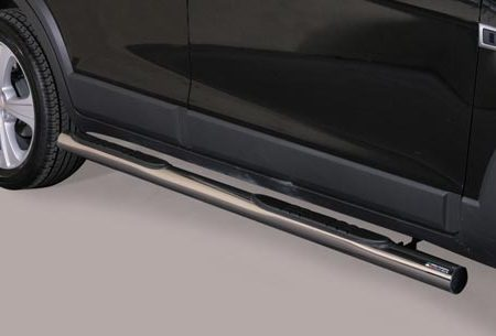Chevrolet Captiva (2011-) – Misutonida 4×4 Kanalbeskytter m/trinn
