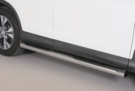 Honda CR-V (2012-) – Misutonida 4×4 Kanalbeskytter m/trinn