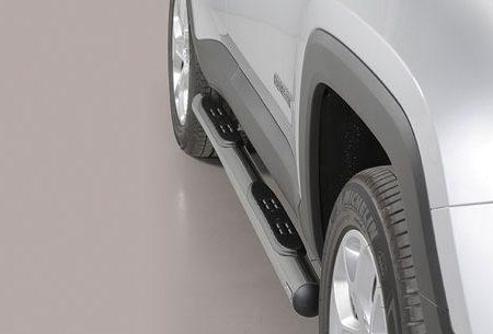 Jeep Renegade (2014-) – Misutonida 4×4 Kanalbeskytter m/trinn