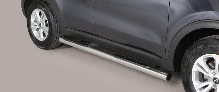 Kia Sportage (2016-) – Misutonida 4×4 Kanalbeskytter m/trinn