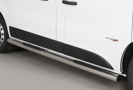 Fiat Talento (2016-) – Misutonida 4×4 Kanalbeskytter m/trinn