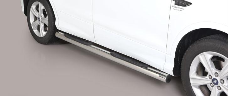 Ford Kuga (2017-) – Misutonida 4×4 Kanalbeskytter m/trinn