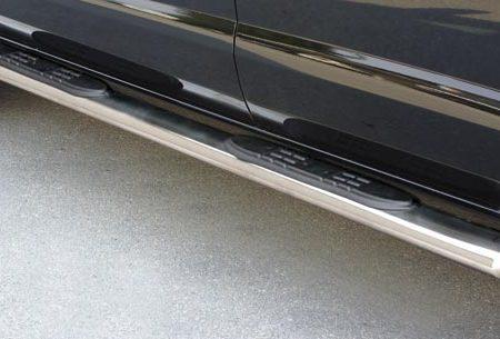 Hyundai Tucson (2004-) – Misutonida 4×4 Kanalbeskytter oval m/trinn