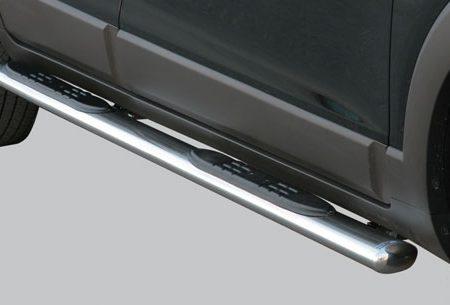 Chevrolet Captiva (2006-) – Misutonida 4×4 Kanalbeskytter oval m/trinn