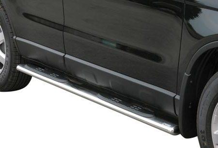 Honda CR-V (2007-) – Misutonida 4×4 Kanalbeskytter oval m/trinn
