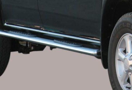 Isuzu D-Max (2007-) – Misutonida 4×4 Kanalbeskytter oval m/trinn