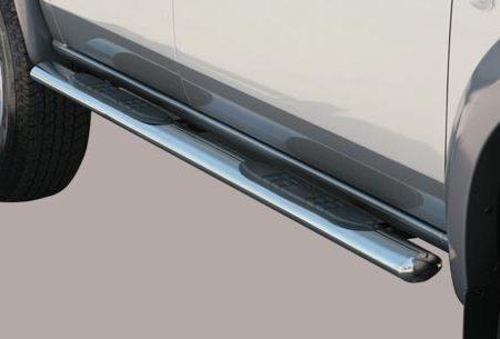 Ford Ranger (2007-) – Misutonida 4×4 Kanalbeskytter oval m/trinn