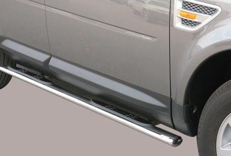 Land Rover Freelander II (2008-) – Misutonida 4×4 Kanalbeskytter oval m/trinn