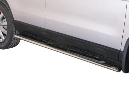 Honda CR-V (2010-) – Misutonida 4×4 Kanalbeskytter oval m/trinn