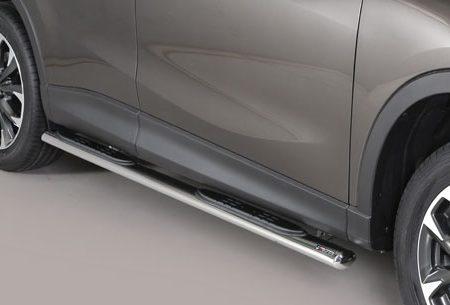 Mazda CX-5 (2015-) – Misutonida 4×4 Kanalbeskytter oval m/trinn