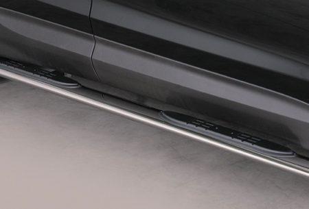 Hyundai Santa Fe (2012-) – Misutonida 4×4 Kanalbeskytter oval m/trinn