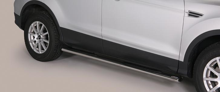 Ford Kuga (2013-) – Misutonida 4×4 Kanalbeskytter oval m/trinn