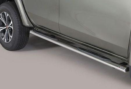Fiat Fullback (2016-) – Misutonida 4×4 Kanalbeskytter oval m/trinn