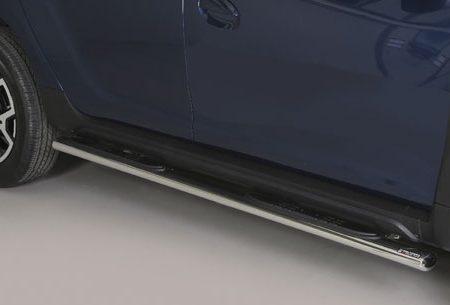Dacia Duster (2018-) – Misutonida 4×4 Kanalbeskytter m/trinn