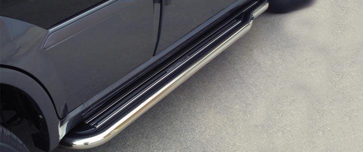 Hyundai Terracan (2001-) – Misutonida 4x4 Stigtrinn
