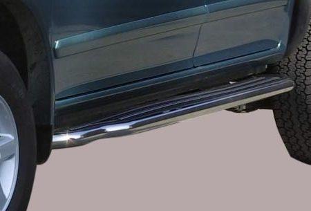 Isuzu D-Max (2004-) – Misutonida 4x4 Stigtrinn