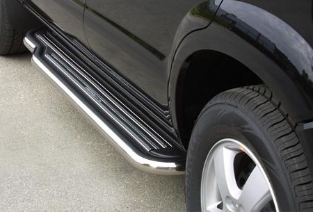 Hyundai Tucson (2004-) – Misutonida 4x4 Stigtrinn