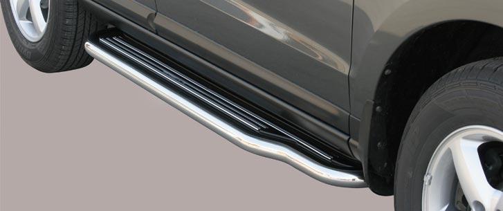 Hyundai Santa Fe (2006-) – Misutonida 4x4 Stigtrinn