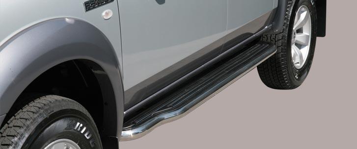 Ford Ranger (2007-) – Misutonida 4x4 Stigtrinn