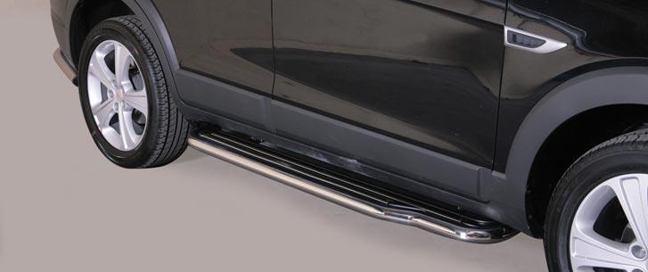 Chevrolet Captiva (2011-) – Misutonida 4x4 Stigtrinn
