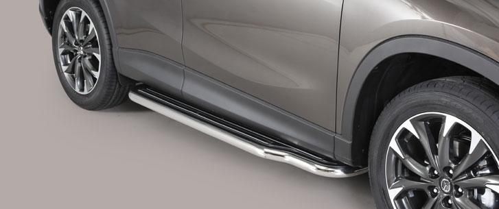 Mazda CX-5 (2015-) – Misutonida 4x4 Stigtrinn
