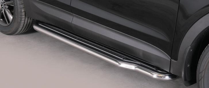Hyundai Santa Fe (2012-) – Misutonida 4x4 Stigtrinn