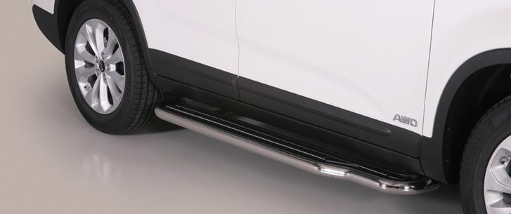 Kia Sorento (2012-) – Misutonida 4x4 Stigtrinn