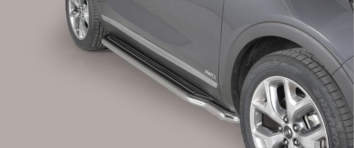 Kia Sorento (2015-) – Misutonida 4x4 Stigtrinn