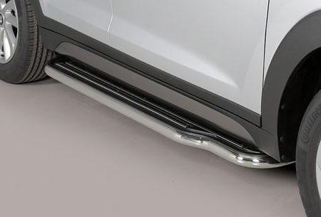 Hyundai Tucson (2015-) – Misutonida 4x4 Stigtrinn