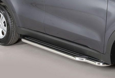 Kia Sportage (2016-) – Misutonida 4x4 Stigtrinn