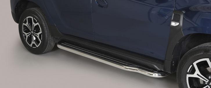 Dacia Duster (2018-) – Misutonida 4x4 Stigtrinn