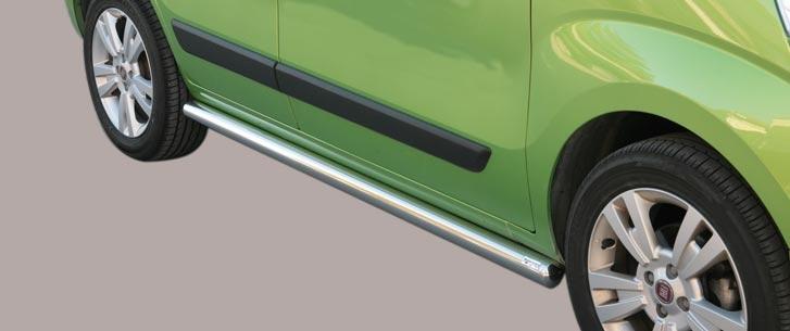 Fiat Fiorino (2008-) – Misutonida 4×4 Kanalbeskytter