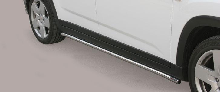 Chevrolet Orlando (2011-) – Misutonida 4×4 Kanalbeskytter