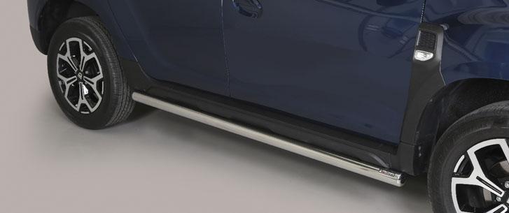 Dacia Duster (2018-) – Misutonida 4×4 Kanalbeskytter