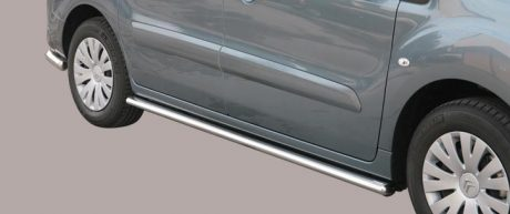Citroën Berlingo (2008-) – Misutonida 4×4 Kanalbeskytter oval