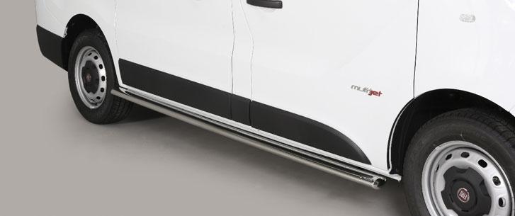 Fiat Talento (2016-) – Misutonida 4×4 Kanalbeskytter oval