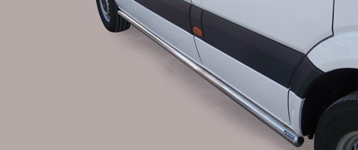 Mercedes Benz Sprinter (2007-) – Misutonida 4×4 Kanalbeskytter