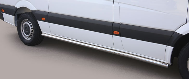 Mercedes Benz Sprinter (2013-) – Misutonida 4×4 Kanalbeskytter