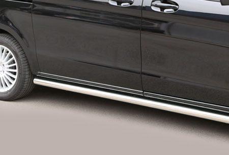 Mercedes Benz V-Klasse (2014-) – Misutonida 4×4 Kanalbeskytter